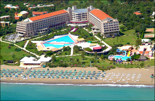 Hotel Riu Kaya Belek 5 Vanaf 509 Belek Turkije