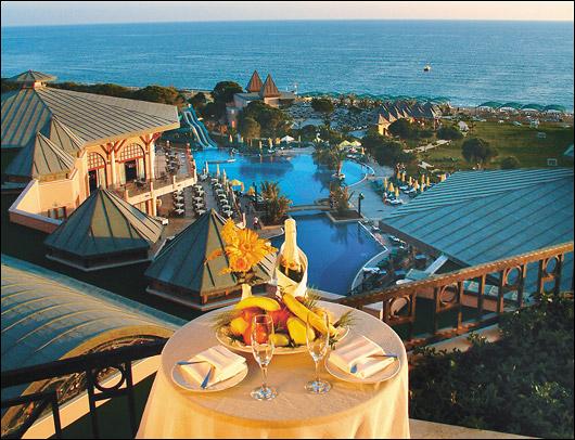 Papillon Zeugma Hotel 5 Vanaf 585 Belek Turkije
